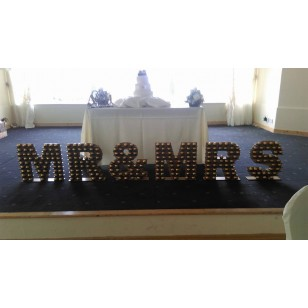 Ferrero Rocher MR & MRS Display Stand Hire -  Deposit