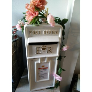 Royal Mail Wedding Postbox Hire - Red