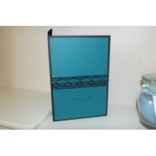 Modern Classics Range - Order of Service / Civil / Wedding Ceremony Booklet