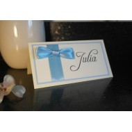 20x Pearl Bow Classics Range - Place Cards