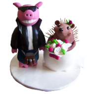 Character Style - Bespoke Cake Topper