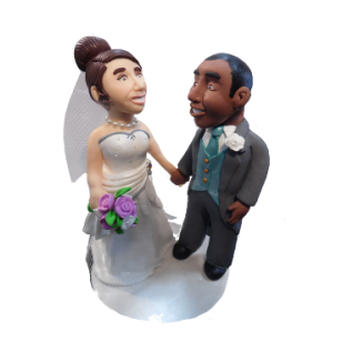 Detailed Style - Bespoke Cake Topper