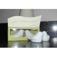 Love Birds - Mini Salt and Pepper Shakers