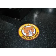 Rilakkuma Bear Coffee Coaster - Wedding Favour