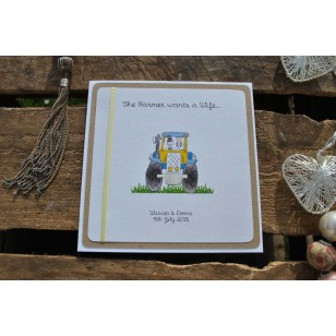 The Farmer wants a Wife Rustic Set