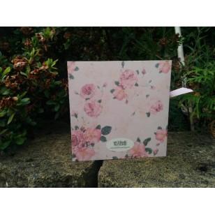 Blossom Pink Pearlised - Fold